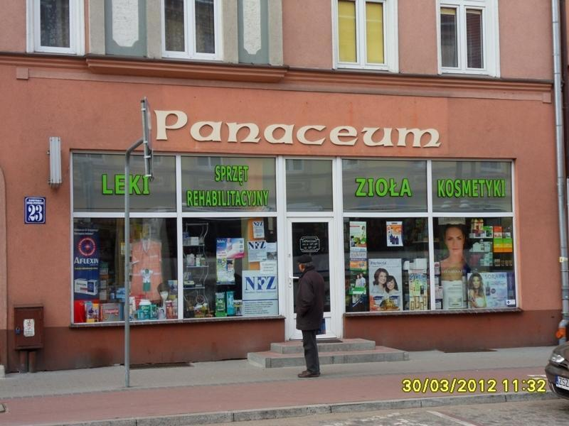 sklep zielarsko-medyczny Panaceum